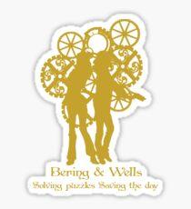 Bering & Wells  Sticker