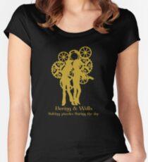 Bering & Wells  Women's Fitted Scoop T-Shirt