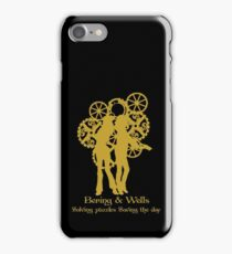 Bering & Wells  iPhone Case/Skin