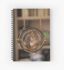 the time turner Spiral Notebook