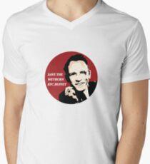 Save the Weyburn KFC Buffet Men's V-Neck T-Shirt