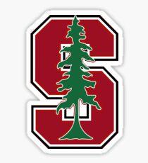 stanford logo Sticker