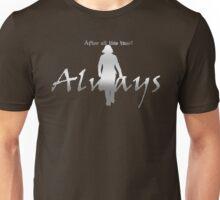 Always - Severus loves Lily - Dark Backgrounds Unisex T-Shirt