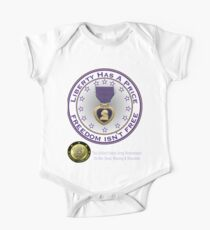 Army Remembers (dark colors) Kids Clothes