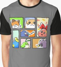 Kirby - KD3 Opening Graphic T-Shirt