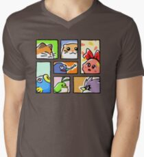 Kirby - KD3 Opening V-Neck T-Shirt