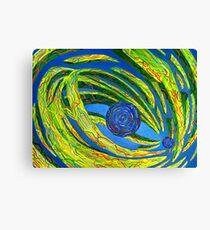 Biomorhpic Cortex Alternator Canvas Print