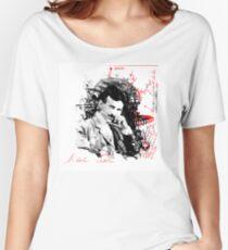 Nikola Tesla Women's Relaxed Fit T-Shirt