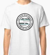 MonorailPorFavorTeal Classic T-Shirt