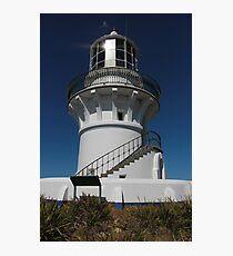 Sugarloaf Lighthouse, NSW Australia Photographic Print