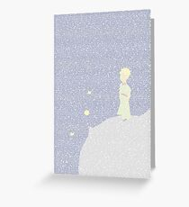 Le Petit Prince (Full Text) Greeting Card