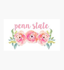 Penn State University Photographic Print