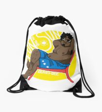Relax - Small Dude Collection Drawstring Bag