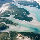 Aerial Photography Western Australia by Silvia Tomarchio