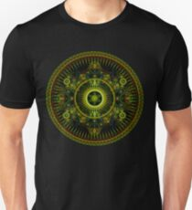 Metatron's Magick Wheel ~ Sacred Geometry Unisex T-Shirt