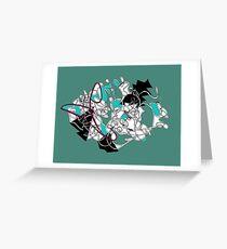 Rührei Grußkarte