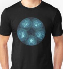 Warriors - Five Giants Wheel T-Shirt