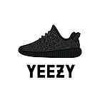 Yeezy Boost 350 Pirate Black by joserubio
