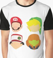 Nintendo Greats Graphic T-Shirt