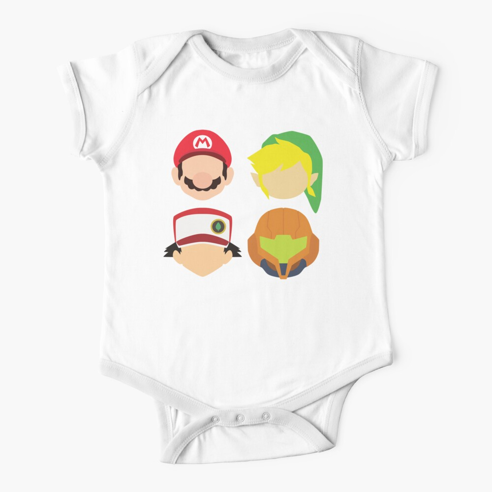 Nintendo Greats Body para bebé