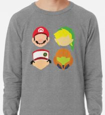 Nintendo Greats Lightweight Sweatshirt