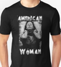 Aileen Wuornos - American Woman T-Shirt