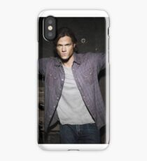 Jared Padalecki  iPhone Case