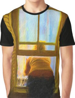 Hot Flash Graphic T-Shirt