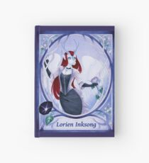 Lorien Inksong Hardcover Journal