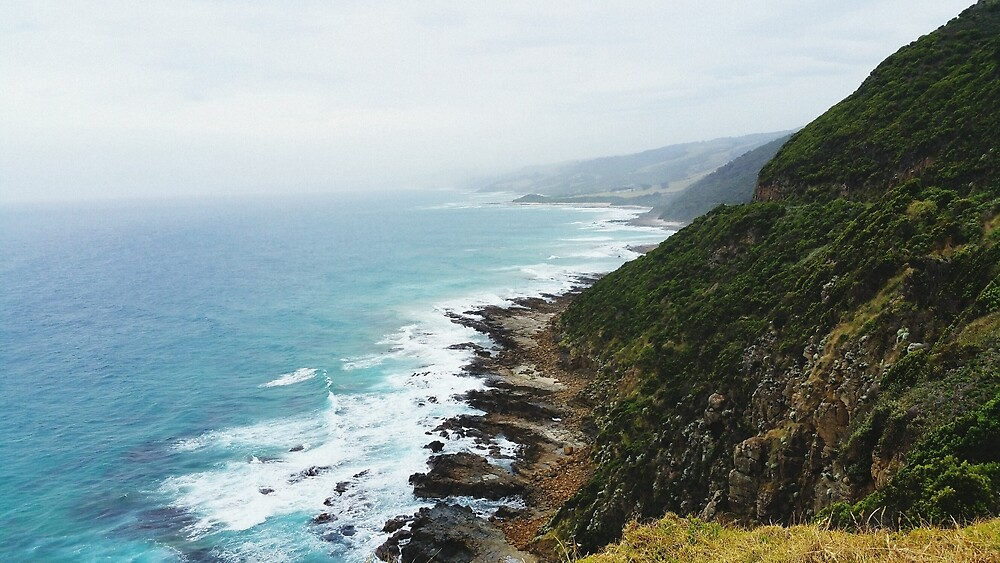 The Great Ocean Road by MattCleverdon