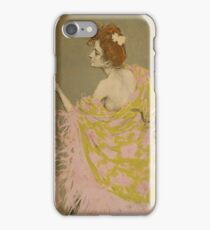 Ramon Casas - Sífilis  iPhone Case/Skin