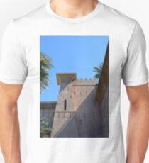Antic building detail.. T-Shirt