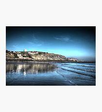 Folkestone Beach (2) Photographic Print