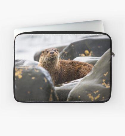 Arran Otter Laptop Sleeve
