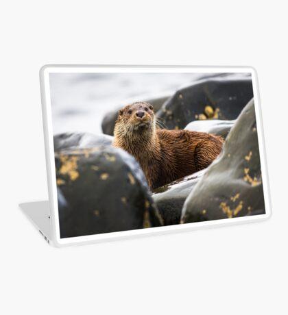 Arran Otter Laptop Skin