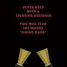 Lighting Designer (For Ben) by AbbyKetchum17