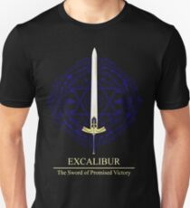 Excalibur Saber Unisex T-Shirt