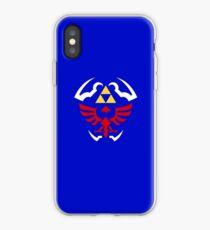 Vinilo o funda para iPhone Hylian Shield - Leyenda de Zelda