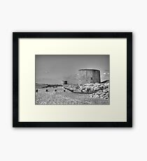 Martello Towers Framed Print
