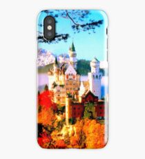 Neuschwanstein castle  iPhone Case/Skin