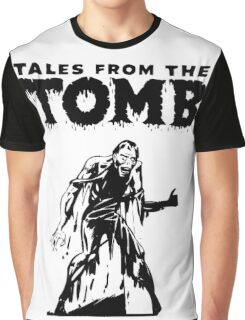 Tales From The Tomb Graphic T-Shirt