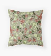 Aniseed and Fennel Throw Pillow
