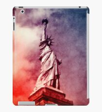 Patriotic Statue of Liberty iPad Case/Skin
