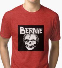 Bernie - Misfits logo Tri-blend T-Shirt