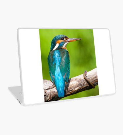 Kingfisher Laptop Skin