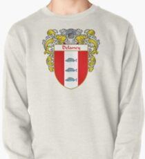Delaney Coat of Arms/Family Crest Pullover