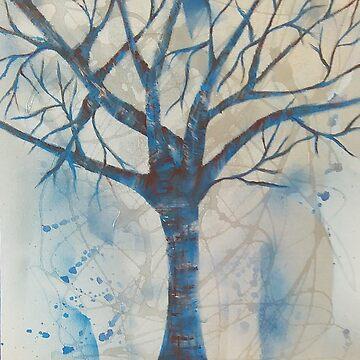 Frozen Tree by EMSART95