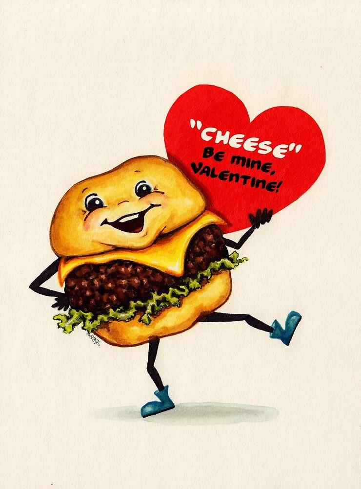 Cheeseburger Valentine by Kelly  Gilleran