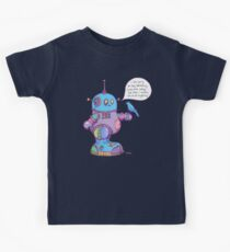 I was going to say something cute and witty...  Kids Tee