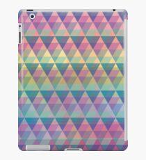 TRIANGLE GRAPHIC iPad Case/Skin